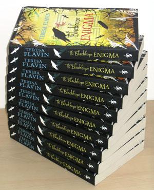 blackhope enigma books