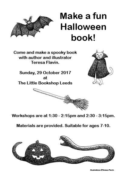 childrens halloween art workshop leeds